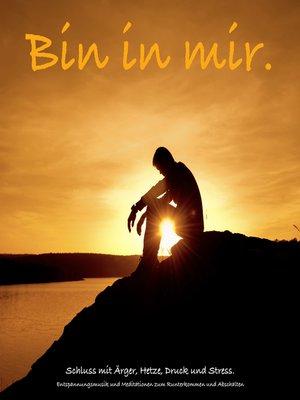 cover image of Bin in mir. Schluss mit Ärger, Hetze, Druck und Stress.