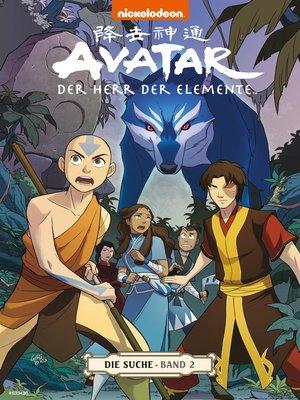 cover image of Avatar--Der Herr der Elemente 6