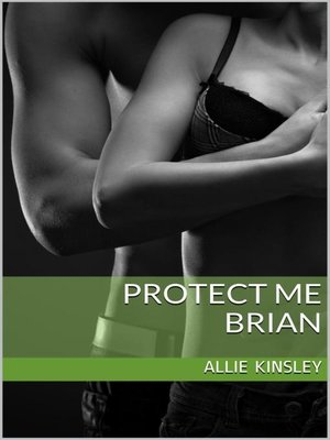 cover image of Protect Me--Brian