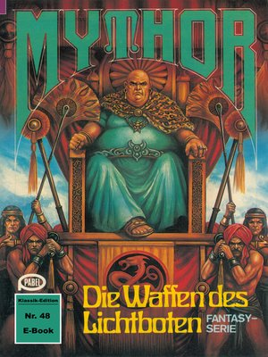 cover image of Mythor 48