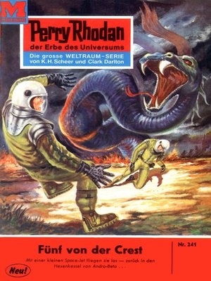 cover image of Perry Rhodan 241