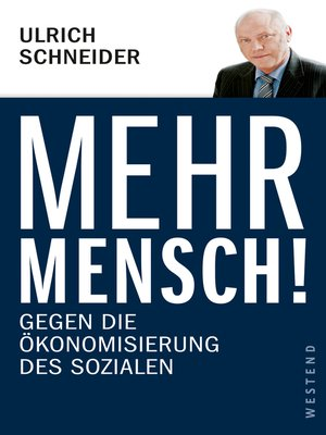 cover image of Mehr Mensch!