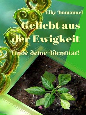 cover image of Geliebt aus der Ewigkeit