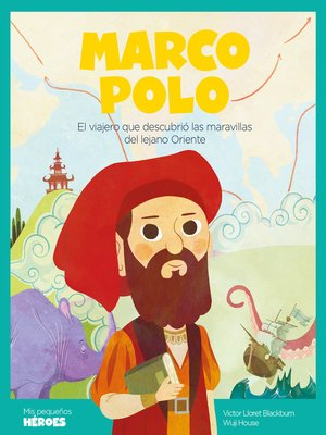 cover image of Marco Polo