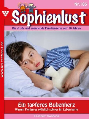 cover image of Sophienlust 185 – Familienroman