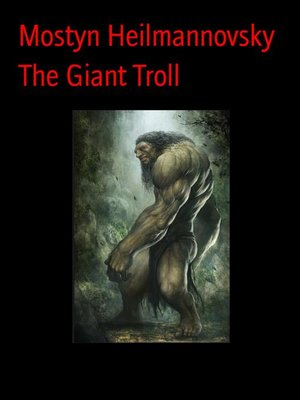 cover image of The Giant Troll