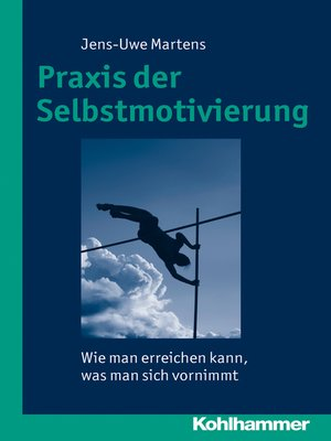 cover image of Praxis der Selbstmotivierung