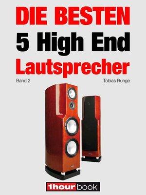 cover image of Die besten 5 High End-Lautsprecher (Band 2)
