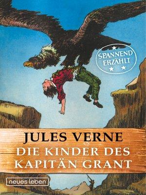 cover image of Die Kinder des Kapitäns Grant
