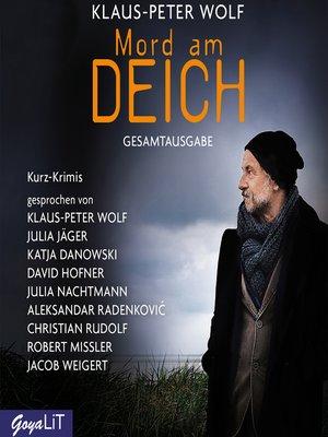 cover image of Mord am Deich. Gesamtausgabe