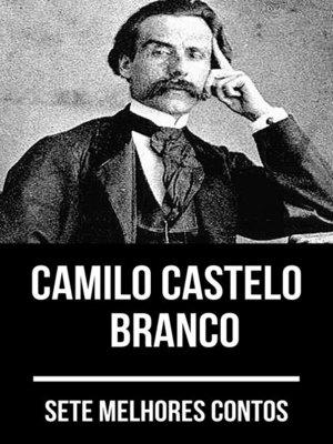 cover image of 7 melhores contos de Camilo Castelo Branco