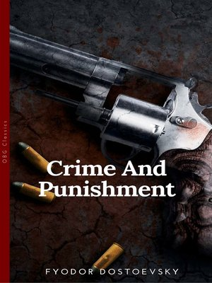 cover image of Crime and Punishment (OBG Classics)