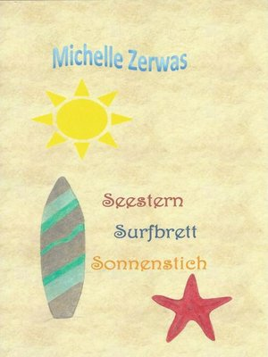 cover image of Seestern Surfbrett Sonnenstich