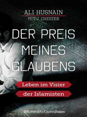 cover image of Der Preis meines Glaubens