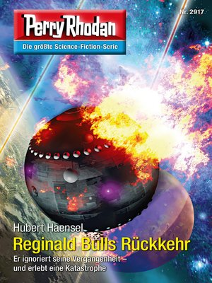 cover image of Perry Rhodan 2917