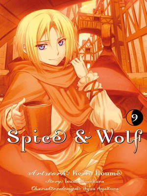 cover image of Spice & Wolf, Band 9
