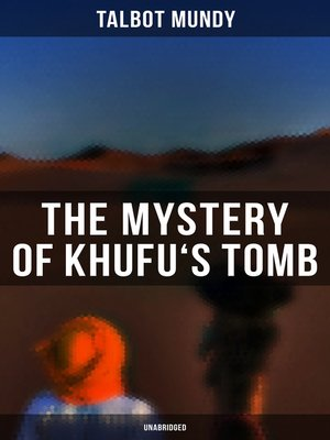 cover image of The Mystery of Khufu's Tomb (Unabridged)