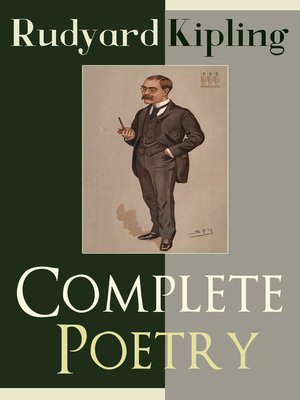 cover image of Complete Poetry of Rudyard Kipling