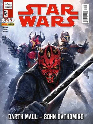 cover image of Star Wars Comicmagazin, Band 124--Darth Maul--Sohn Datomirs 1