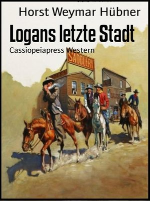 cover image of Logans letzte Stadt
