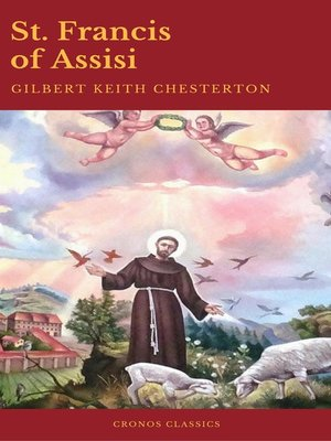 cover image of St. Francis of Assisi (Best Navigation, Active TOC) (Cronos Classics)
