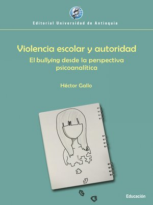 cover image of Violencia escolar y autoridad