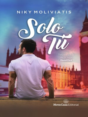 cover image of Solo tú