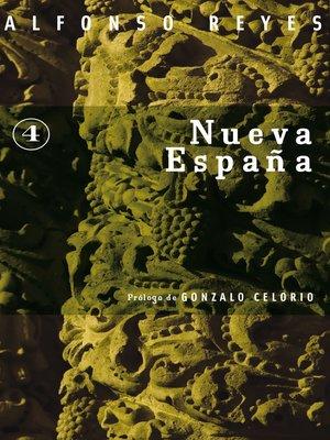 cover image of Nueva España