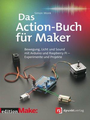 cover image of Das Action-Buch für Maker