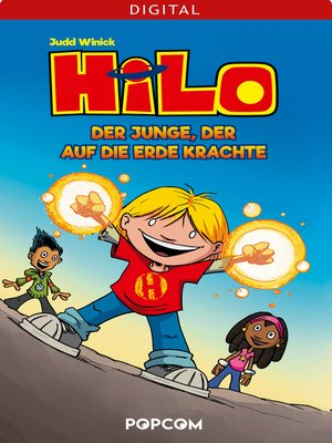 cover image of Hilo 01