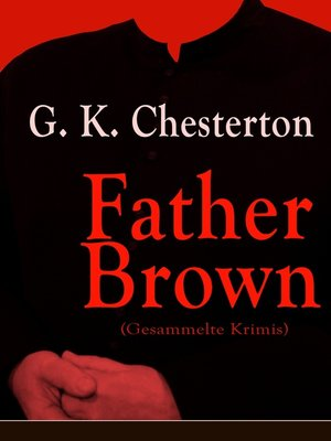 cover image of Father Brown (Gesammelte Krimis)