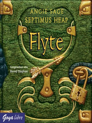 cover image of Septimus Heap. Flyte