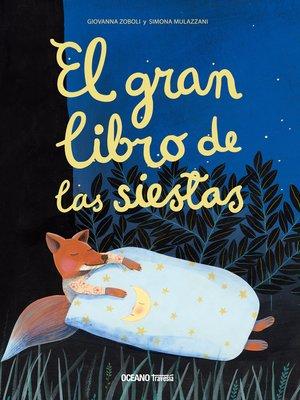 cover image of El gran libro de las siestas