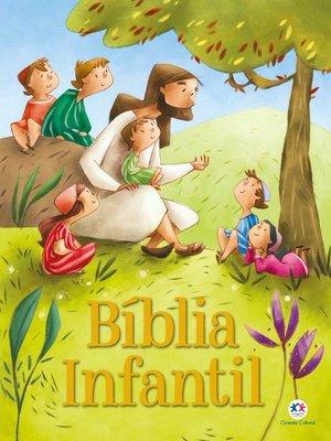 cover image of Bíblia Infantil