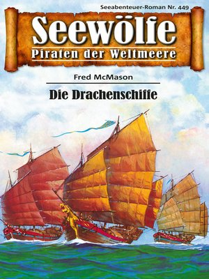 cover image of Seewölfe--Piraten der Weltmeere 449