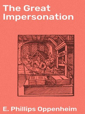 cover image of The Great Impersonation