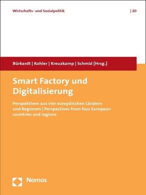 cover image of Smart Factory und Digitalisierung