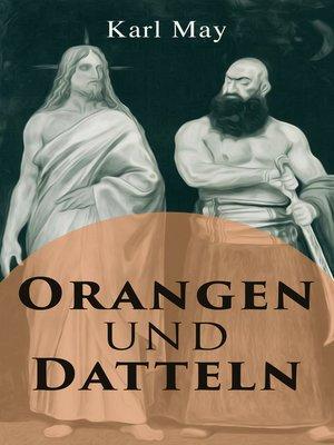 cover image of Orangen und Datteln