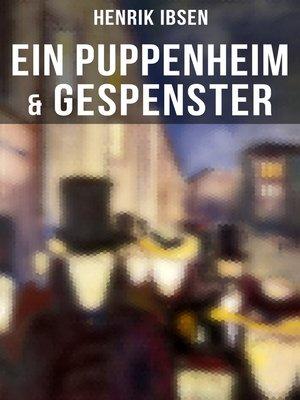 cover image of Henrik Ibsen