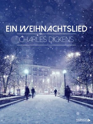 cover image of Ein Weihnachtslied