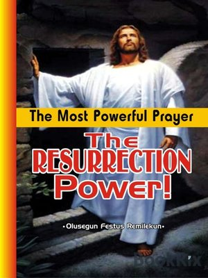cover image of The Most Powerful Prayer