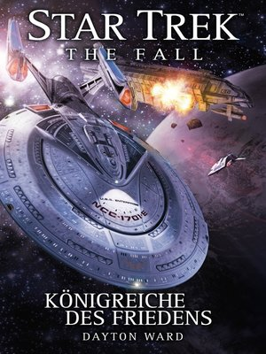 cover image of Star Trek--The Fall 5