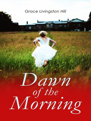 cover image of Dawn of the Morning
