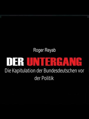 cover image of Der Untergang