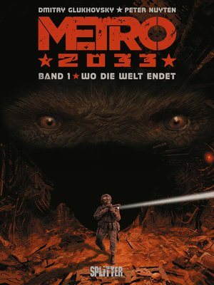 cover image of Metro 2033 (Comic). Bd. 1