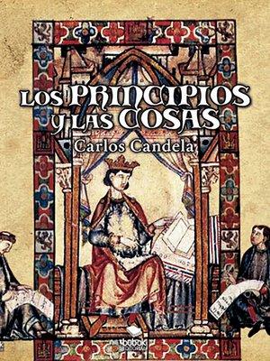 cover image of Los Principios y las cosas