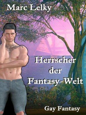 cover image of Herrscher der Fantasy-Welt