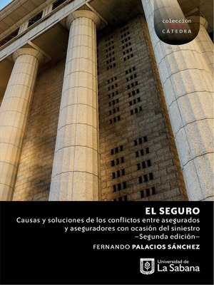 cover image of El seguro