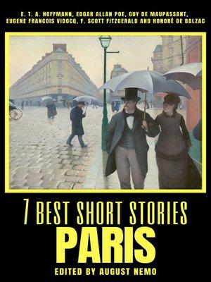 cover image of 7 best short stories--Paris