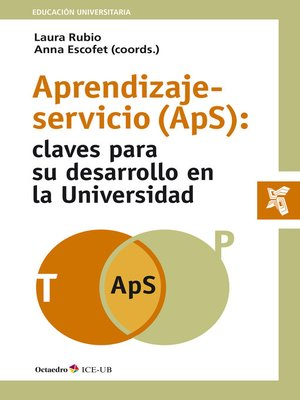 cover image of Aprendizaje-servicio (ApS)